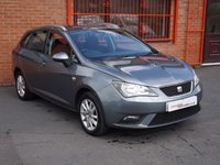 USED 2013 62 SEAT IBIZA 1.6 TDI CR SE 5d  JUST BEEN SERVICED WITH T/BELT