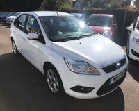 USED 2011 11 FORD FOCUS 1.6 SPORT SPECIAL EDITION THIS VEHICLE IS AT SITE 1 - TO VIEW CALL US ON 01903 892224