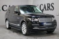 USED 2013 63 LAND ROVER RANGE ROVER 3.0 TDV6 VOGUE SE 5d AUTO 258 BHP SE MODEL SLIDING PANORAMIC ROOF SIDESTEPS ONE OWNER FULL LAND ROVER SERVICE HISTORY FULL BLACK HEATED AND AIR COOLED ELECTRIC LEATHER MEMORY SEATS ALCANTARA HEADLINING POWER TAILGATE 20 INCH ALLOYS WITH RECENT NEW PIRELLI TYRES PIANO BLACK FASCIA HEATED M/F STEERING WHEEL HEATED REAR SEATS EXCELLENT CONDITION TWO KEYS