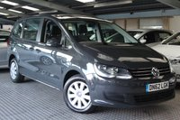 USED 2012 62 VOLKSWAGEN SHARAN 2.0 S TDI 5d 142 BHP SUPERB 7 SEATER VW SHARAN