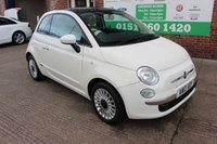 USED 2012 12 FIAT 500 1.2 LOUNGE 3d 69 BHP +LOW Tax +OTHERS Available.