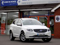 USED 2014 64 VOLVO XC60 2.0 D4 SE NAV 5dr 178 BHP * Winter Pack & Rear Camera * *ONLY 9.9% APR with FREE Servicing*