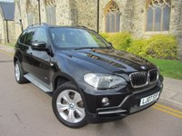 2007 BMW X5 3.0 D SE 7STR 5d AUTO 232 BHP £11995.00