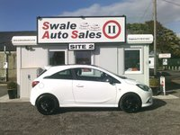 USED 2015 15 VAUXHALL CORSA 1.2 LIMITED EDITION 69 BHP £31 PER WEEK OVER 5 YEARS - SEE FINANCE LINK BELOW