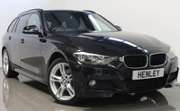 USED 2014 64 BMW 3 SERIES 2.0 320D XDRIVE M SPORT TOURING 5d AUTO 181 BHP