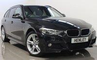 USED 2014 64 BMW 3 SERIES 2.0 320D XDRIVE M SPORT TOURING 5d AUTO 181 BHP