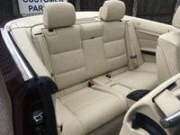 USED 2008 08 BMW 3 SERIES 3.0 325D SE 2d 195 BHP Convertible