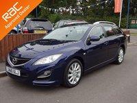 2010 MAZDA 6 2.2 D TS2 5dr Estate, 6 Months Warranty £4290.00