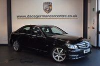 USED 2012 61 MERCEDES-BENZ C CLASS 2.1 C220 CDI BLUEEFFICIENCY SPORT 4DR AUTO 168 BHP + FULL MERCEDES SERVICE HISTORY + FULL LEATHER INTERIOR + SATELLITE NAVIGATION PREP + BLUETOOTH + HEATED SPORT SEATS + CRUISE CONTROL + PARKING SENSORS + 18 INCH ALLOY WHEELS +
