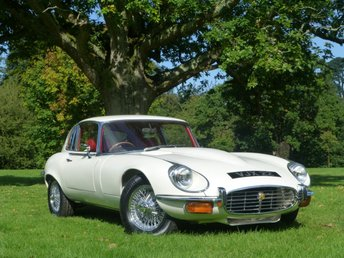 1973 JAGUAR E-TYPE 5.3 5.3 2d  £79995.00