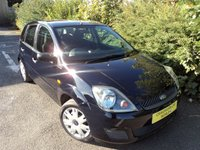2007 FORD FIESTA 1.2 STYLE 16V 5d 78 BHP £2488.00