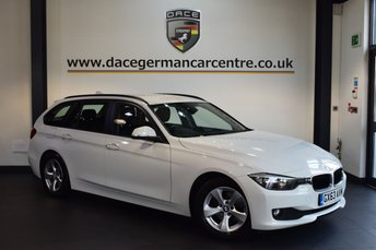 2014 BMW 3 SERIES 2.0 320D EFFICIENTDYNAMICS TOURING 5DR AUTO 161 BHP £10770.00