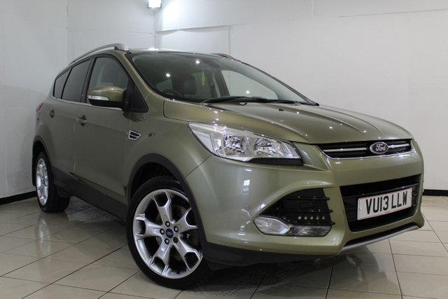 View our 2013 13 FORD KUGA 2.0 TITANIUM TDCI 2WD 5DR 138 BHP