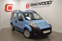 USED 2009 59 CITROEN NEMO MULTISPACE 1.4 8V HDI 5d 68 BHP *1 OWNER* IMMACULATE 1 OWNER WITH FULL HISTORY