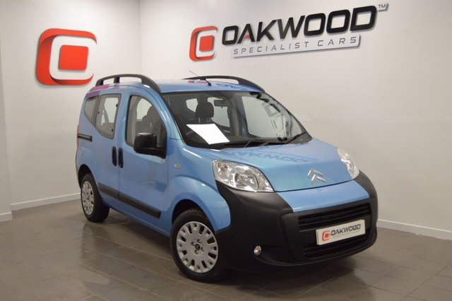 View our CITROEN NEMO MULTISPACE