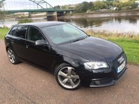 USED 2011 61 AUDI A3 2.0 SPORTBACK TDI S LINE SPECIAL EDITION 5d 138 BHP **ROTA ALLOYS**