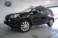USED 2011 61 HONDA CR-V 2.2 I-DTEC ES 5d AUTO 148 BHP