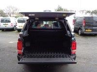 USED 2014 14 VOLKSWAGEN AMAROK 2.0 DC TDI TRENDLINE 4MOTION 1d 178 BHP
