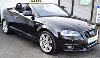 USED 2009 58 AUDI A3 1.8 TFSI S LINE 2d 158 BHP * FULL HISTORY - LOWER TAX GROUP *