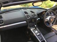 USED 2015 15 PORSCHE BOXSTER 2.7 24V PDK 2d AUTO 265 BHP