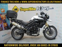 USED 2014 14 TRIUMPH TIGER 800 ALL TYPES OF CREDIT ACCEPTED OVER 500 BIKES IN STOCK