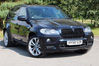 USED 2009 58 BMW X5 3.0 XDRIVE35D M SPORT 5d AUTO 282 BHP
