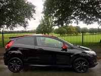 2016 FORD FIESTA 1.0 ZETEC S BLACK EDITION 3d 139 BHP £10295.00