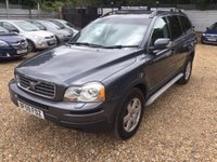 2009 VOLVO XC90 2.4 D5 Active Premium Estate Geartronic AWD 5dr £10500.00