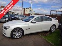 2010 BMW 7 SERIES 3.0 730D SE 4DR AUTOMATIC DIESEL 242 BHP £16800.00