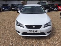 2014 SEAT LEON 2.0 TDI CR SE (Tech Pack) 5dr (start/stop) £8500.00