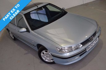 View our PEUGEOT 406