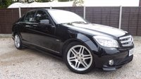 USED 2010 60 MERCEDES-BENZ C CLASS C200 CDI BLUEEFFICIENCY SPORT 4dr AUTO Cruise, Bluetooth, MSH