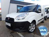 2014 FIAT DOBLO 1.2 16V MULTIJET 1d 90 BHP £4295.00