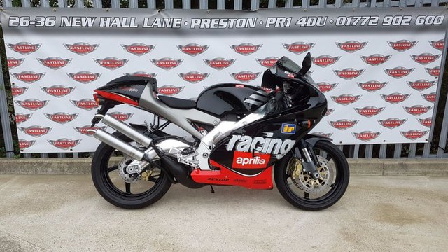 2017 APRILIA RS 250 MK2 Super Sports 2 Stroke Classic