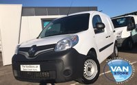 2014 RENAULT KANGOO 1.5 ML19 DCI 1d 75 BHP SOLD