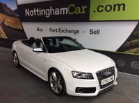USED 2010 60 AUDI S5 3.0 TFSI S Tronic Quattro 2dr FINANCE AVAILABLE, SAT NAV