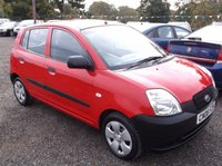 USED 2006 06 KIA PICANTO 1.0 S 5d 60 BHP ***Excellent economy - reliable 1st car  - Low tax / insurance - Long MOT***