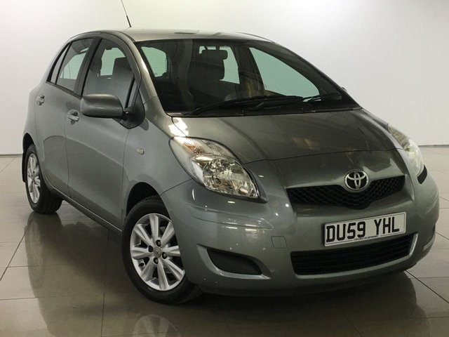 View our 2009 59 TOYOTA YARIS 1.3 TR VVT-I 5d 99 BHP