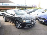 USED 2011 11 AUDI A1 1.4 TFSI SPORT 3d 122 BHP NEED FINANCE? WE CAN HELP. WE STRIVE FOR 94% ACCEPTANCE