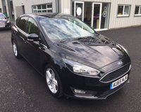 USED 2015 65 FORD FOCUS 1.5 TDCI ZETEC 120 BHP THIS VEHICLE IS AT SITE 2 - TO VIEW CALL US ON 01903 323333