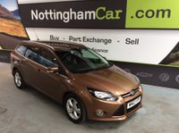 USED 2013 63 FORD FOCUS 1.6 TDCi Zetec 5dr *FULL FORD SERVICE HISTORY*