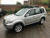 USED 2005 55 NISSAN X-TRAIL 2.2 dCi Sport 5dr FULL NISSAN HISTORY 1 OWNER