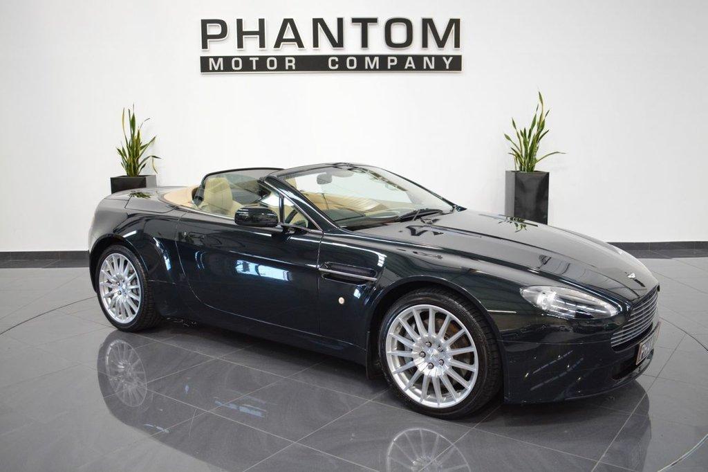 2008 Aston Martin Vantage V8 Roadster 41 990