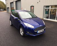 USED 2015 15 FORD FIESTA 1.0 ZETEC ECOBOOST AUTOMATIC (100PS) THIS VEHICLE IS AT SITE 1 - TO VIEW CALL US ON 01903 892224