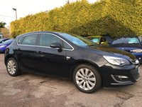 2015 VAUXHALL ASTRA 1.6 ELITE 5d AUTOMATIC  1 PRIVATE OWNER FROM NEW £8000.00
