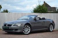 2008 BMW 6 SERIES 3.0 635D SPORT 2d AUTO 282 BHP £13500.00