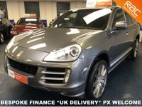 "USED 2008 08 PORSCHE CAYENNE 3.6 V6 TIPTRONIC S 4WD  21"" ALLOYS - PAN ROOF - SAT NAV - LEATHER -HEATED SEATS"