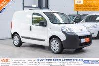 2014 FIAT FIORINO 1.2 16V MULTIJET 1d 75 BHP £4995.00