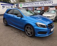 USED 2013 13 MERCEDES-BENZ A CLASS 1.5 A180 CDI BLUEEFFICIENCY AMG SPORT 5d 109 BHP 0% FINANCE AVAILABLE PLEASE CALL 01204 317705