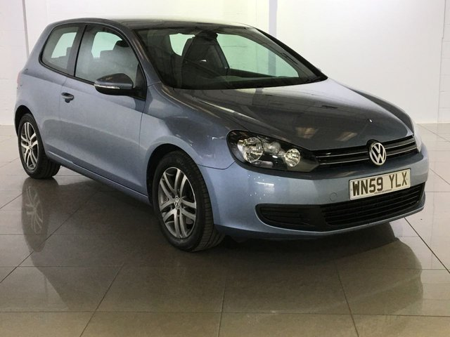 View our 2009 59 VOLKSWAGEN GOLF 1.4 SE TSI 3d 121 BHP